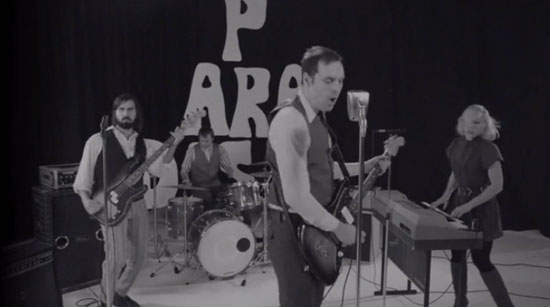 New Band: Paradise