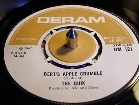 The Quik - Bert's Apple Crumble