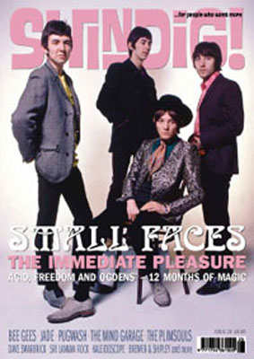 Shindig! magazine does the Small Faces