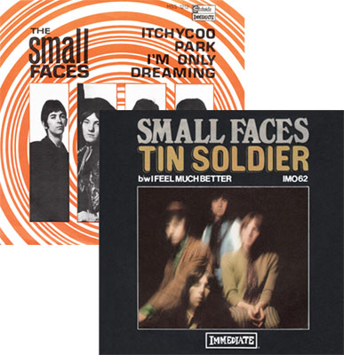 Immediate Records website details Small Faces Record Store Day releases and more