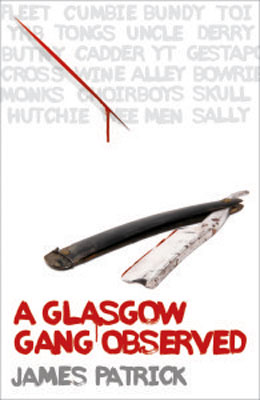 A Glasgow Gang Observed book by James Patrick reissued