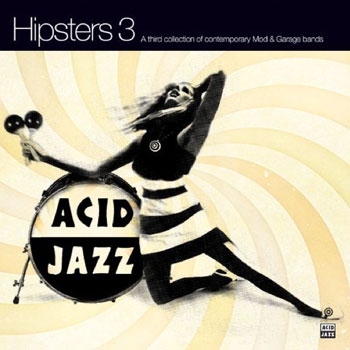 Various Artists – Hipsters 3 (Acid Jazz)