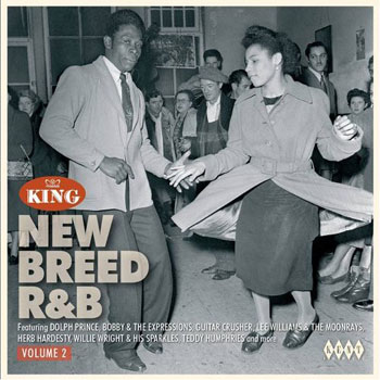 Out now: King New Breed R&B Volume 2 on Ace