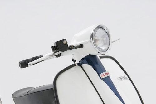 EBretta - the electric Lambretta with vintage looks
