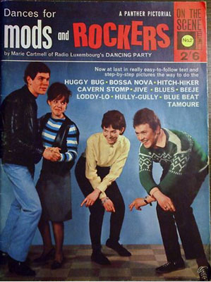 Dances for Mods & Rockers magazine