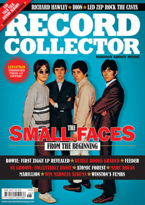 Small Faces head up June's Record Collector