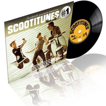 Scootitunes #1 (Scootitude)
