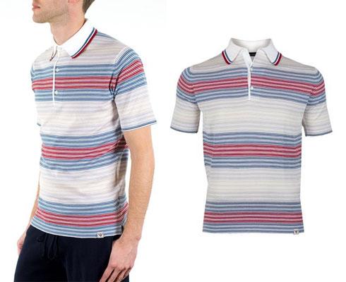 John Smedley Forte slim-fit polo shirt
