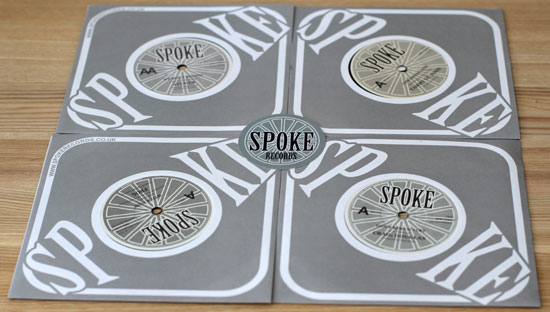 Competition: Win one of three sets of Spoke Records vinyl 45s
