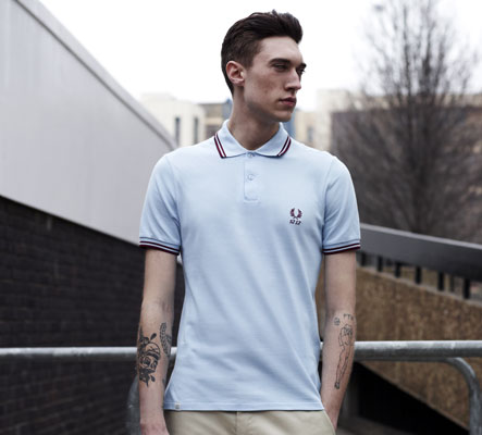 Fred Perry original 1952 polo shirt