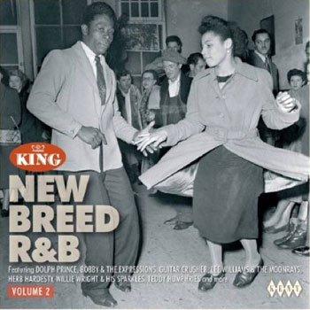 Various Artists – King New Breed R&B Volume 2 (Kent)