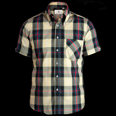 Mikkel Rude window pane check shirts – two new designs