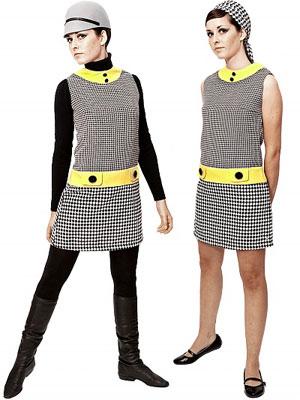 Mademoiselle YeYe 1960s-style dresses