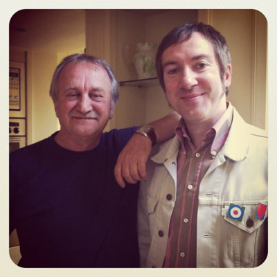 Mark Raison meets Dougal Butler – Keith Moon's assistant