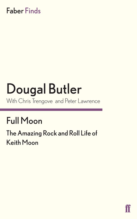 Full Moon by Peter 'Dougal' Butler with Chris Trengrove and Peter Lawrence