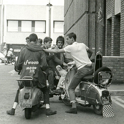 Paul Wright's Mods 1979-1980 photos