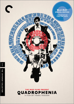 Quadrophenia Criterion Collection Blu-ray