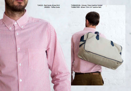 New TukTuk shirt range for autumn / winter 2012
