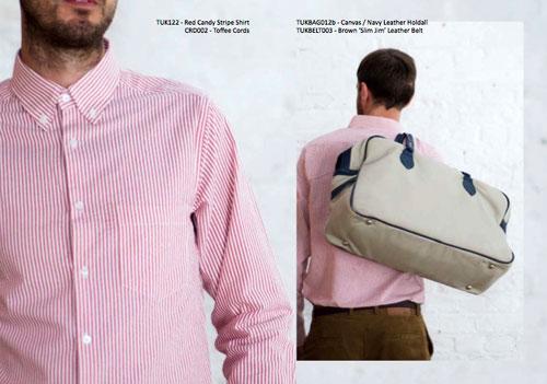 New TukTuk shirt range for autumn / winter 2012