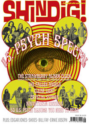 Shindig! US psych special