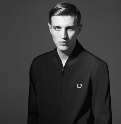 Fred Perry Laurel Wreath 60 Year Anniversary Blank Canvas range