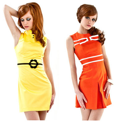 Marmalade 1960s-style dresses