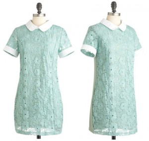 Sage You'll Be Mine Dress at ModCloth