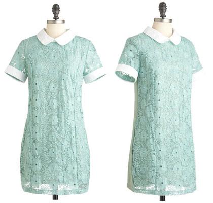 Sage You'll Be Mine Dress at ModCloth