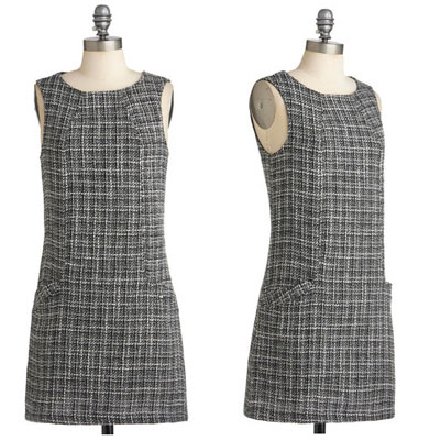Prime Location shift dress at ModCloth