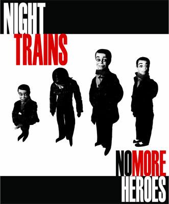 Night Trains - No More Heroes (Acid Jazz)