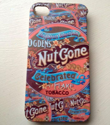 Small Faces Ogdens' phone case by Casejacker