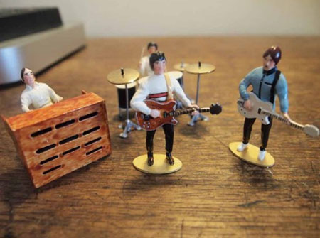 eBay watch: George Doswell-designed Small Faces miniatures – as seen on Stanley Road