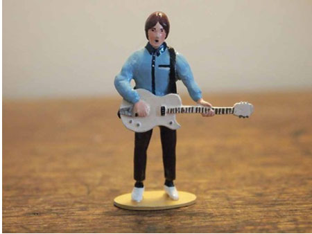 George Doswell-designed Small Faces miniatures