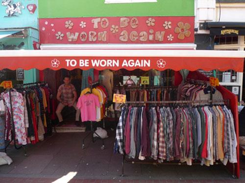 Best Vintage Shops In Brighton Brighton Journal
