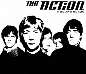 The Action - In The Lap Of The Mods by Ian Hebditch and Jane Shepherd