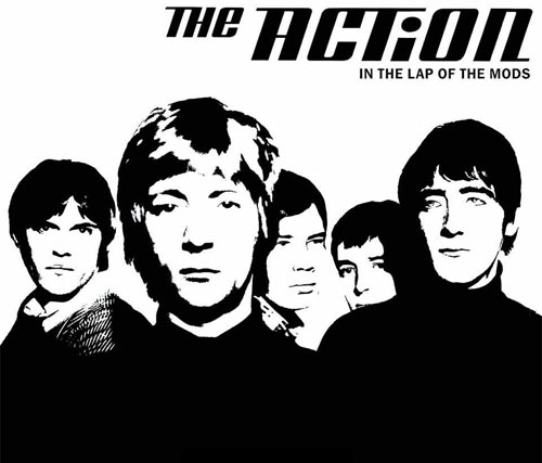 New book: The Action – In The Lap Of The Mods by Ian Hebditch and Jane Shepherd