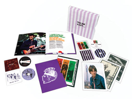 Detailed: The Gift by The Jam – Super Deluxe Edition