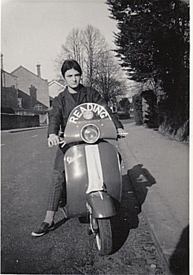 1960s mod image courtesy of Paul 'Smiler' Anderson