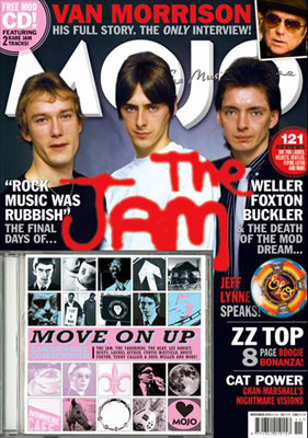 New Mojo magazine - with Modernist Compendium CD