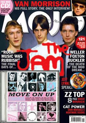 New Mojo magazine - with Modernist Compendium CD