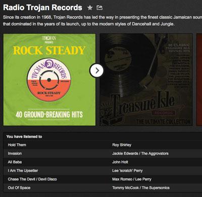 Radio Trojan Records