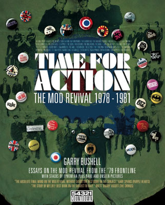 New book: Time For Action – The Mod Revival 1978 – 1981