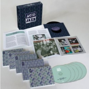 Acid Jazz - The 25th Anniversary Box Set