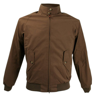 Baracuta slim-fit G9 Harrington jacket