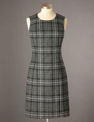 Boden sixties brit tweed shift dresses modculture for Boden new british