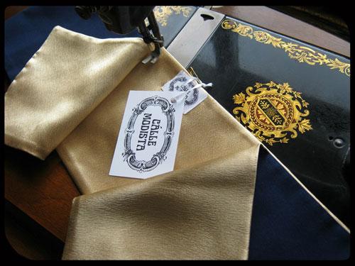 Cálle Modista handmade vintage-style scarves