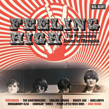 Coming soon: Feeling High: The Psychedelic Sound Of Memphis on Big Beat