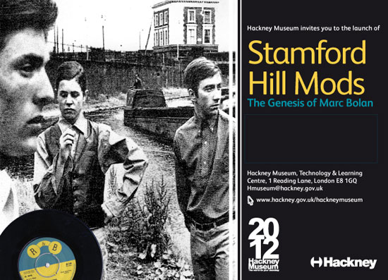Stamford Hill Mods: The Genesis of Marc Bolan