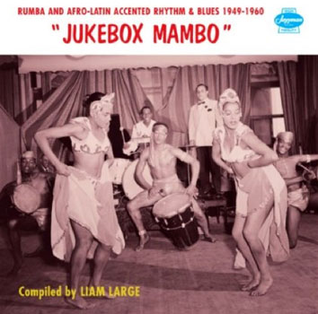 Coming soon: Jukebox Mambo album on Jazzman Records