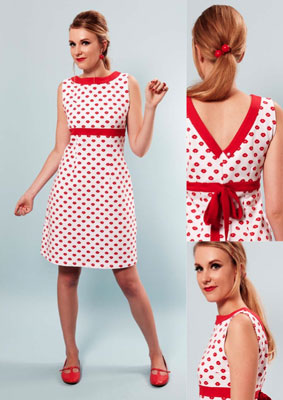 Mademoiselle Y Y 2013 Range Of Mod And Sixties Style Dresses Modculture